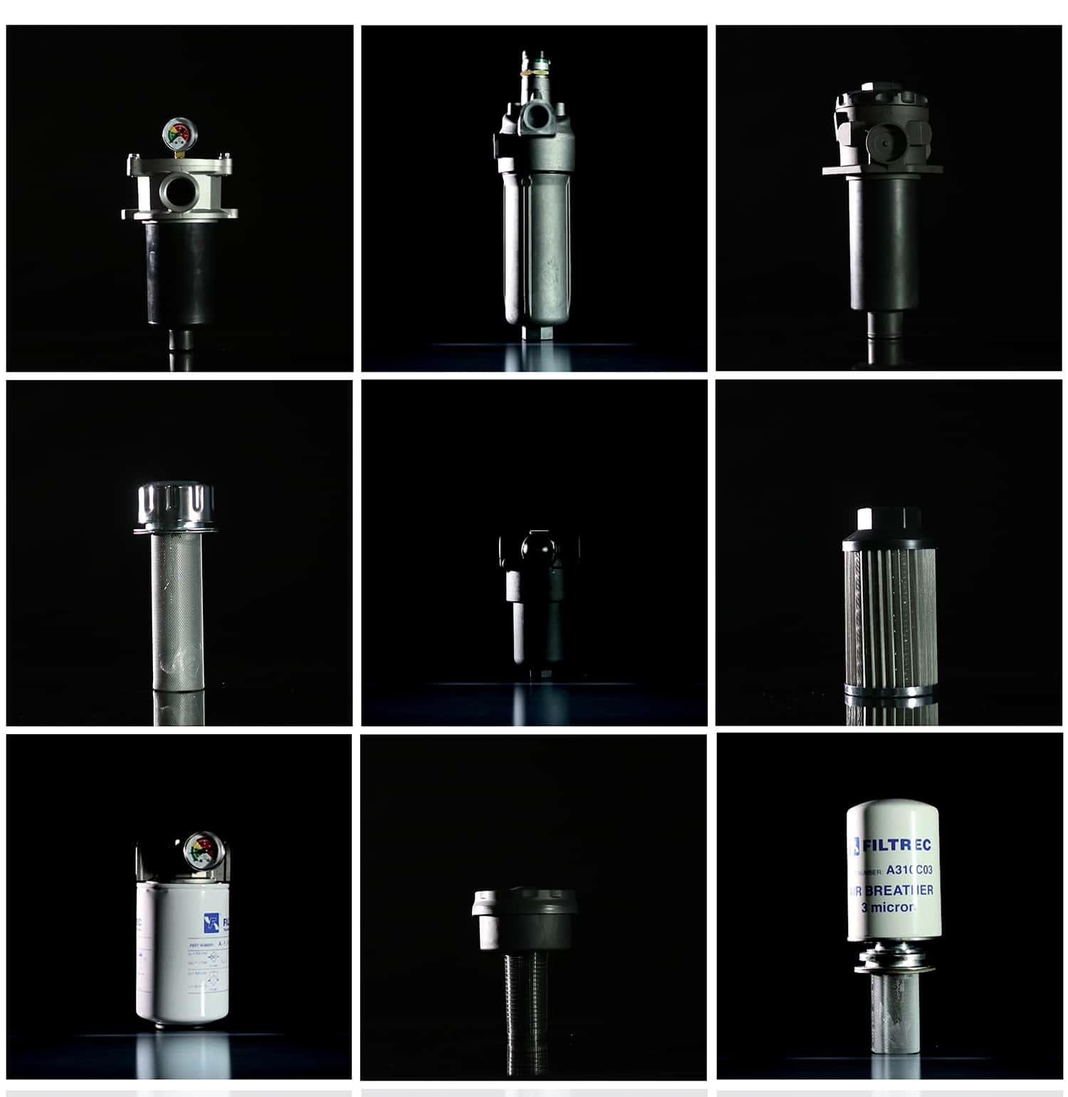 filtrec hydraulic filter