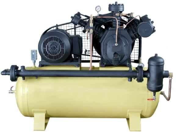 เครื่องอัดลมในระบบนิวเมติก [Pneumatic Air Compressor]